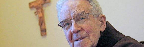 70 let duhovništva p. Polikarpa Broliha