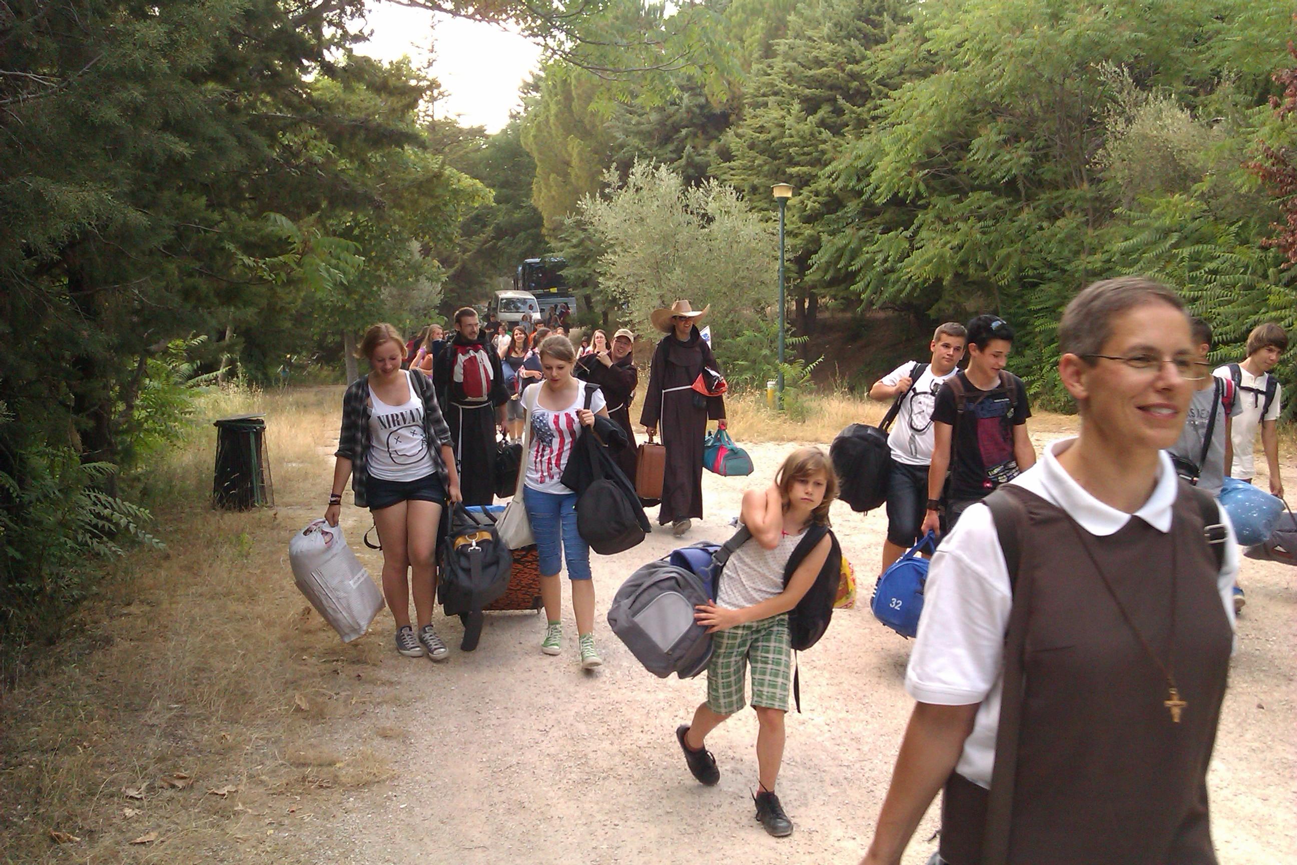 Franciskov tabor v Assisiju #1