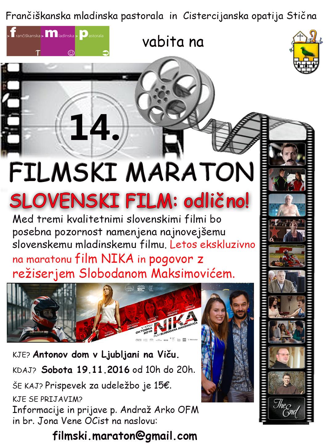 14. filmski maraton