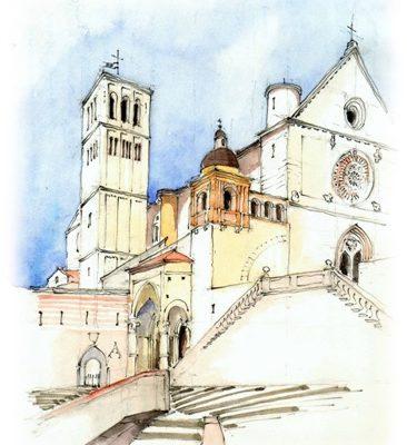 Romanje v Assisi za MLADE