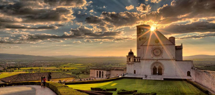 Romanje v Assisi