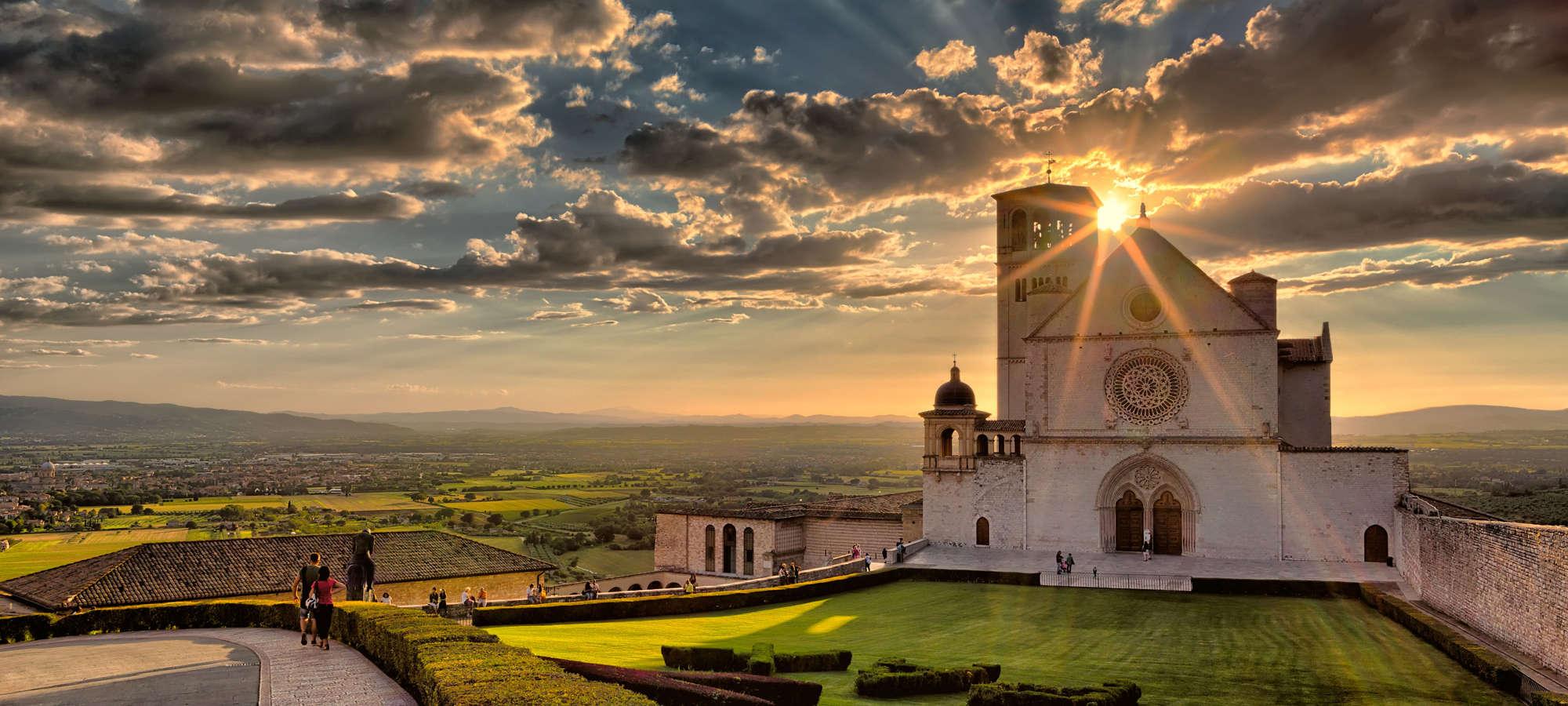 Romanje v Assisi za družine 2019