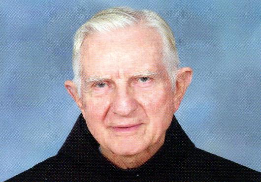 Umrl je p. Atanazij Lovrenčič