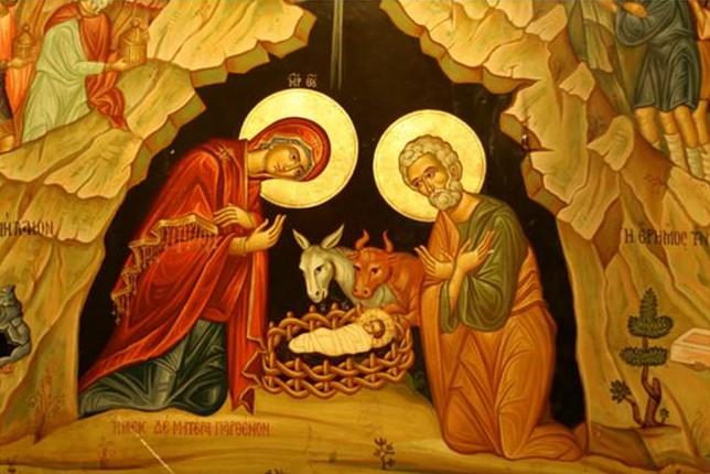 Božično voščilo