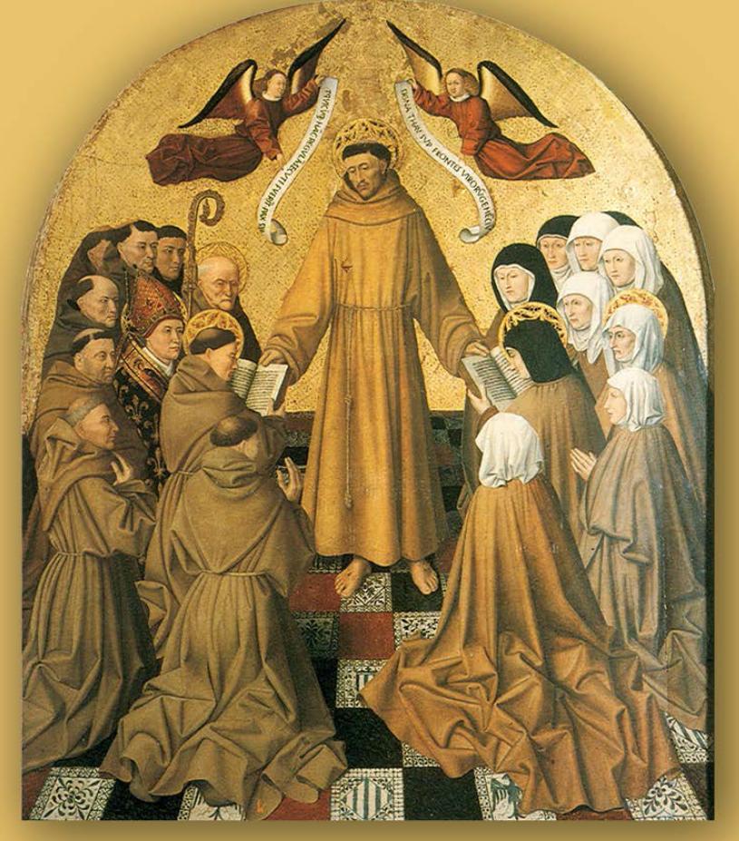 Pismo generalnega ministra ob prazniku sv. Frančiška