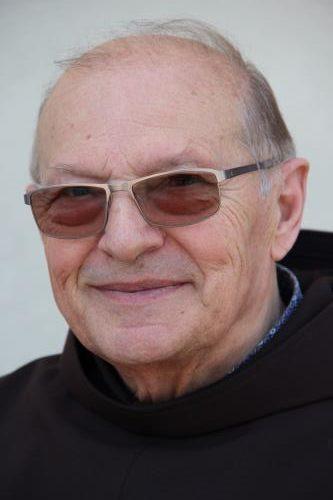 Umrl je p. Lavrencij Anžel