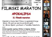 Filmski maraton 2013