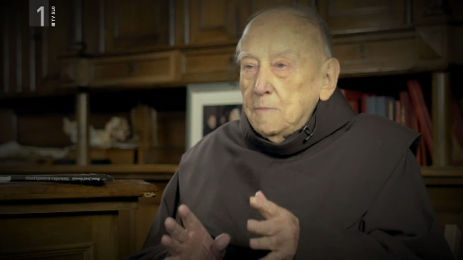 Intervju s p. Brunom Korošakom OFM