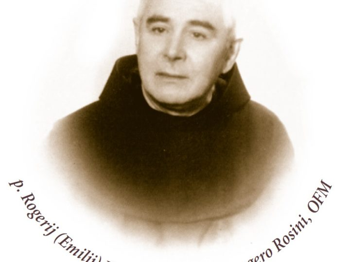 P. Rogerij Rožnik OFM