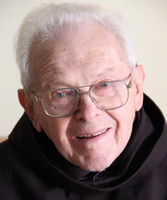Umrl je p. Valerijan Jenko